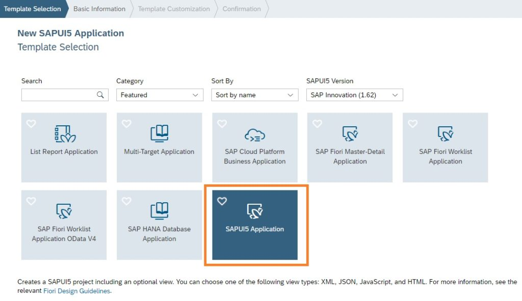 SAP UI5 Creating a Project in Web IDE, SAPUI5 initial app with WebIDE, Develop Hello world SAPUI5 program in SAP WebIDE, Beginning SAPUI5 app Development Using WEBIDE, Creating sapui5 application with an App Template in SAP Web IDE, create new SAPUI5 project in Web IDE