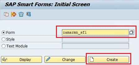 Smart Forms in SAP ABAP How to create a smart form in SAP ABAP